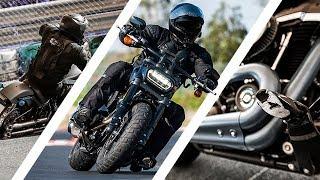 Podnóżki R.I.P [*]... czyli Harleyami 2018 po Torze
