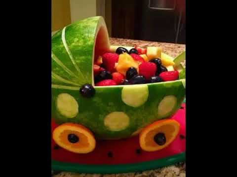 Funny Food Ideas Plate Decoration Kids Meals And More Part 47