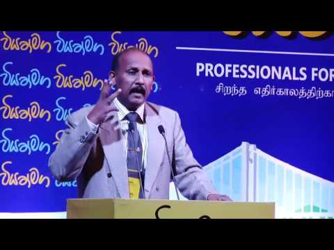 Viyathmaga 2017 Annual Conference :- Major General Kamal Gunaratne