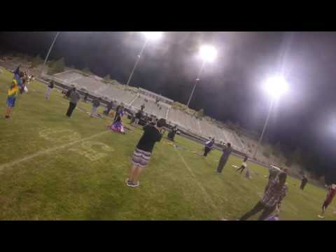Spanish springs High school marching band full show
