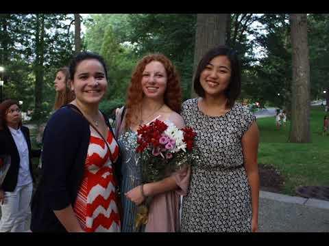 Wellesley College | Flower Sunday 2017