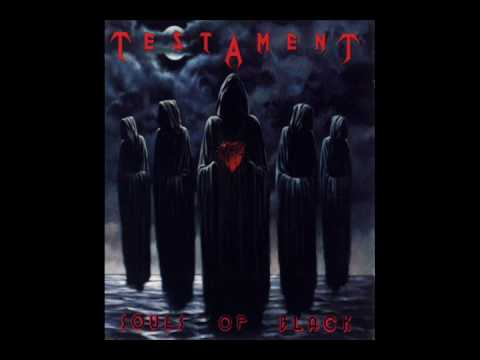 Testament - Souls Of Black (Original)