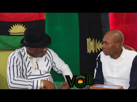 BIAFRA: Interview with a Nigerian Military Officer who is now a Biafran activist.