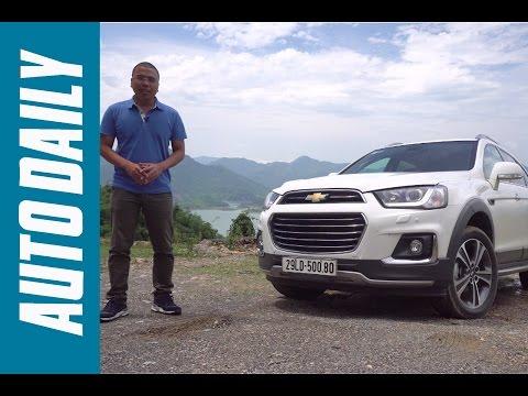 Autodaily.vn | Đánh giá xe Chevrolet Captiva REVV: SUV 7 chỗ tốt dưới 900 triệu đồng