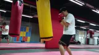 Nick Khong at MuayFit Thumbnail