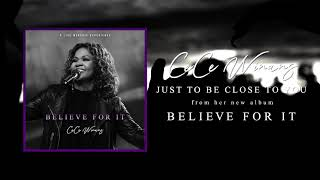 CeCe Winans - Just To Be Close To You (Official Audio)