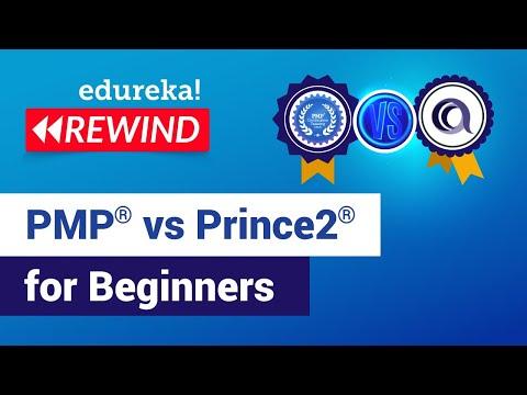 PMP® vs PRINCE2® | Project Management Certification | PMP® Training | Edureka | PMP® Rewind - 3