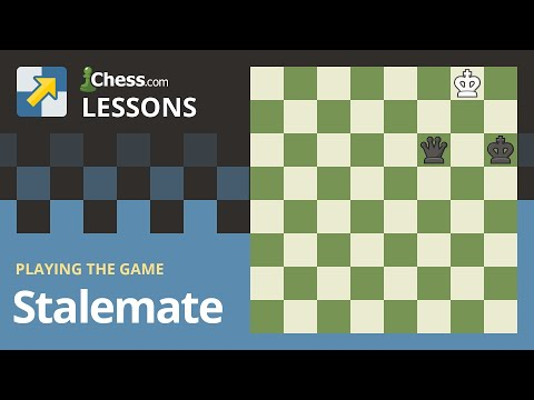 Stalemate | How to Play Chess