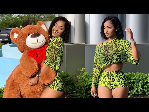 Shenseea Performing In Connecticut
