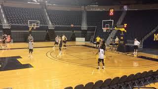 First look at 2019-20 Michigan basketball team