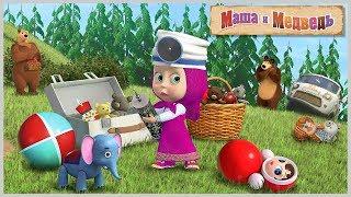 Маша и Медведь 🚑 Игрушечный Доктор 💉 Приходи ко мне Лечиться игры с Машей