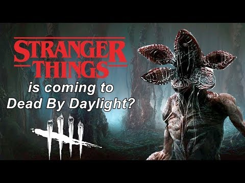 "Dead By Daylight| Netflix ""Stranger Things"" event or DLC chapter 13 coming? 