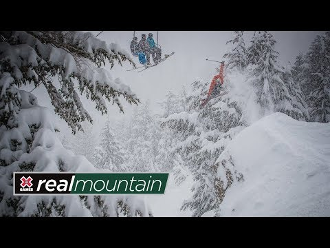 Mammoth Mountain | X Games Real Mountain 2017