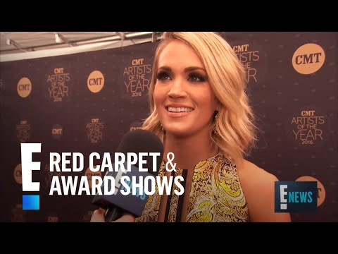 Carrie Underwood's Cute Halloween Plans | E! Live from the Red Carpet