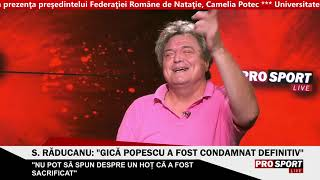 """Sorin Răducanu: """"Eu am trântit multe meciuri! Venea în vestiar și ne spunea să pierdem!"""""""