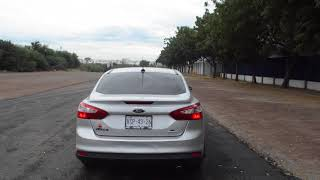 2014 ford focus se with magnaflow