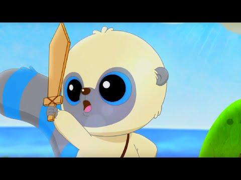 Развивающий мультфильм для детей - Юху и его друзья –Драгоценная вода
