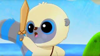 Развивающий мультфильм для детей - Юху и его друзья – Волшебный источник