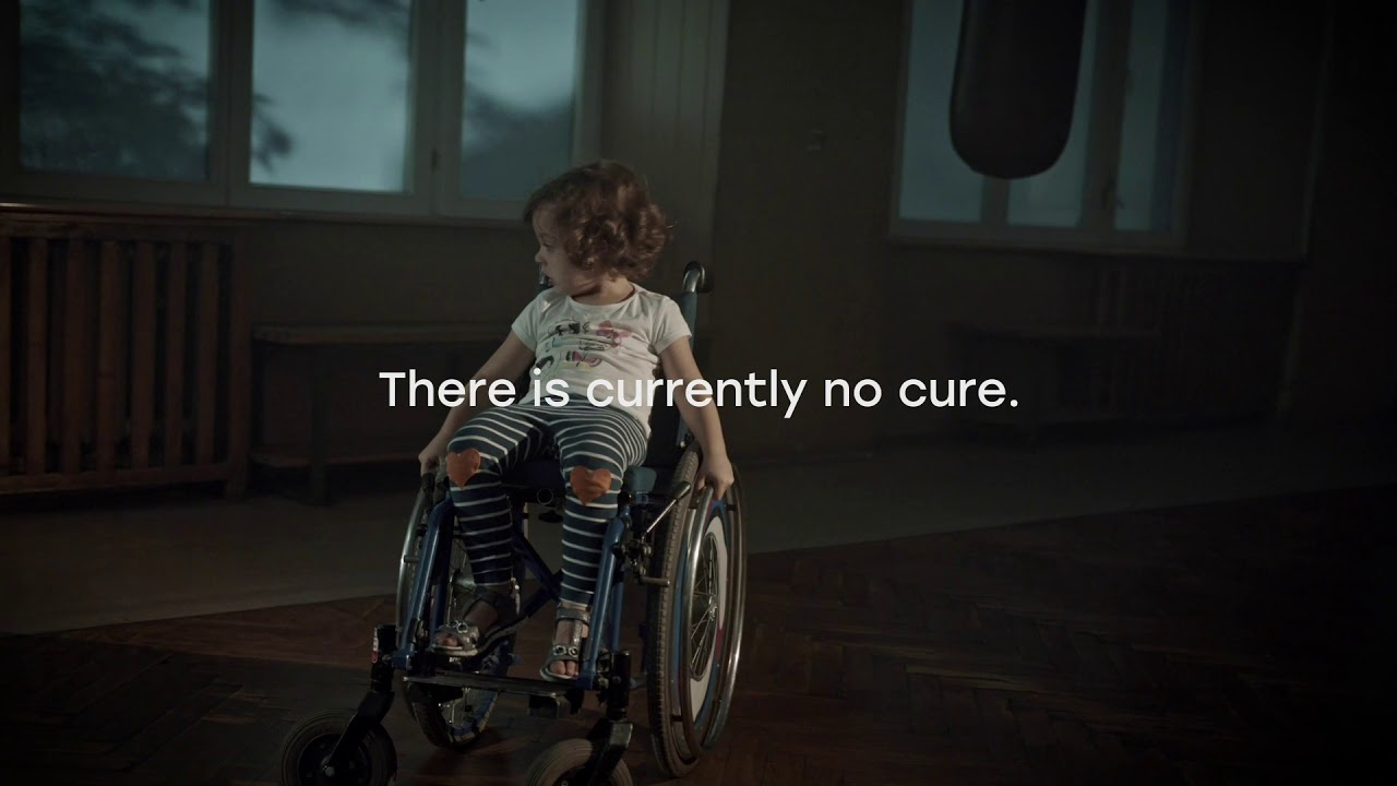 Tackling a rare brain disease that affects children - YouTube