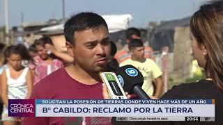 Familias de barrio Cabildo piden que no los desalojen