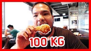 กินจนลงพุงอ้วนจะ 100 โลแล้ว | BODY HERO VLOG EP.1