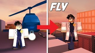 ROBLOX JAILBREAK GLITCH| DOUBLE JUMP TO FLY IN JAILBREAK ?| ROBLOX JAILBREAK MYTH| EP.2 (ROBLOX)