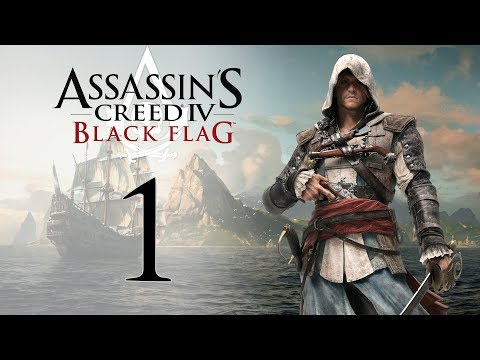 VITORLÁKAT FEL! ARRRR.... #PÉCÉ | Assassin's Creed IV: Black Flag #1 - 08.25.