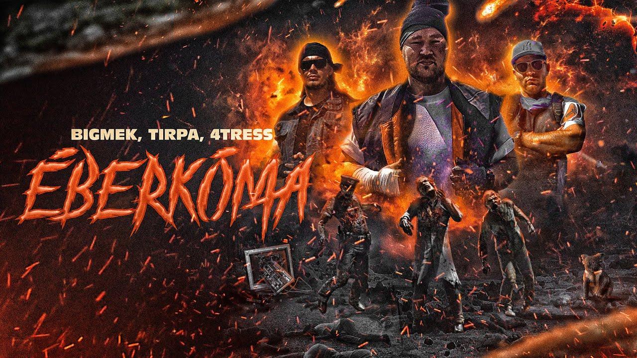 Bigmek - Éberkóma (közr. 4tress, Tirpa) [Official Music Video] #1