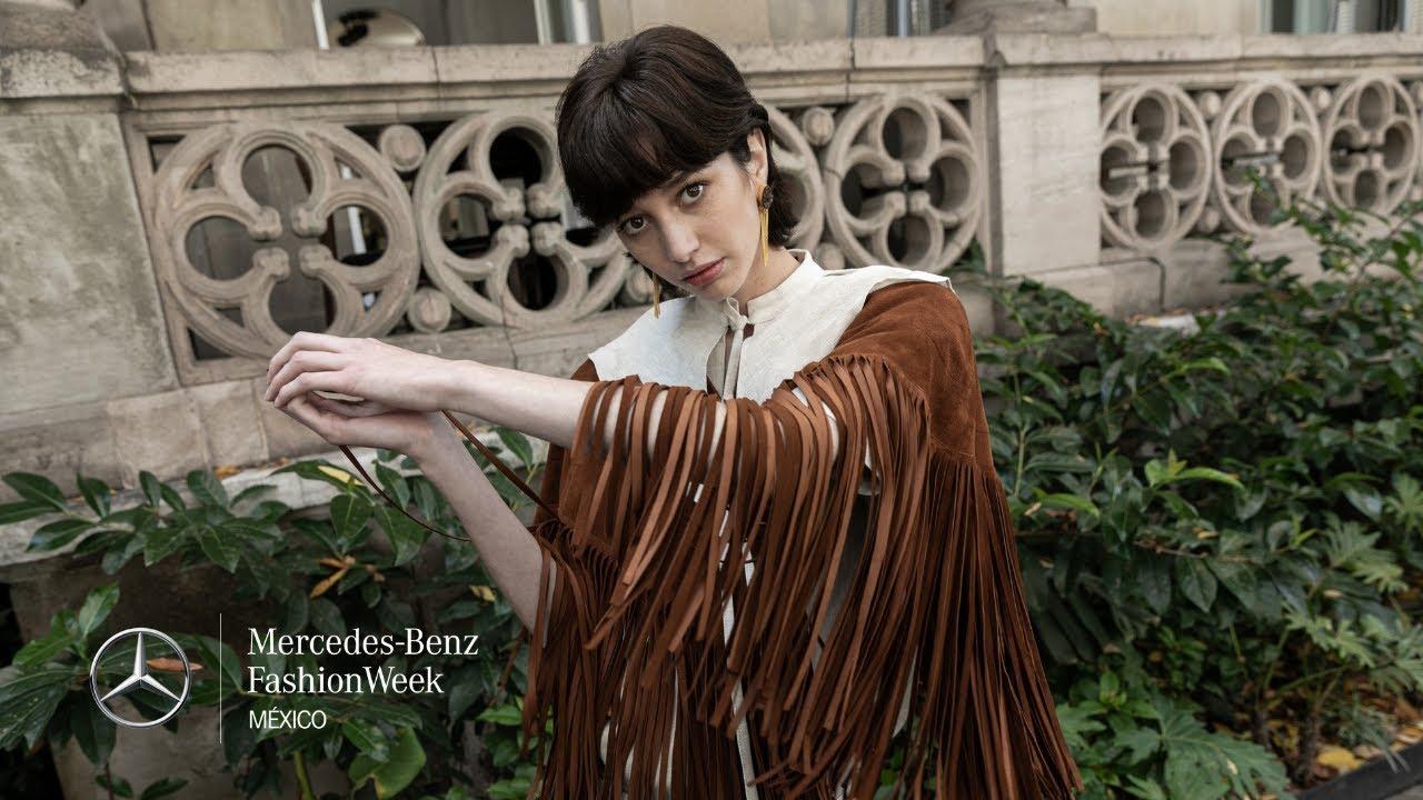 México nos inspira | Lorena Saravia deja atrás el color negro | P/V 2021