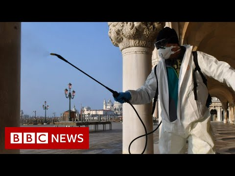 Coronavirus: Virus Cases Rise Rapidly In Europe And US - BBC News