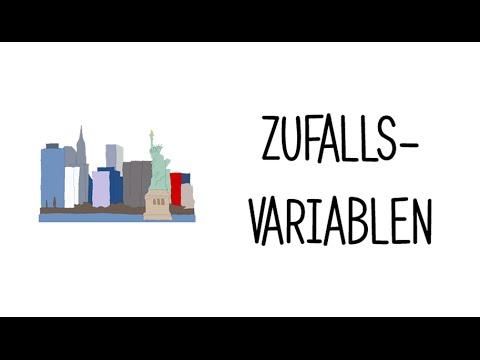 Zufallsvariable, Massenfunktion, Dichtefunktion und Verteilungsfunktion