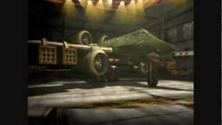 WDL Warjetz A-10 Thunderbolt 2 gang join (Thunder Snakes)