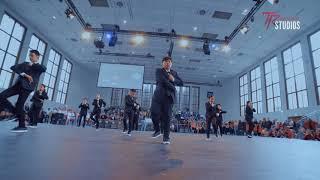 [1st PLACE] TR STUDIOS | FLIP SQUAD - Berliner Streetdance Meisterschaft 2019