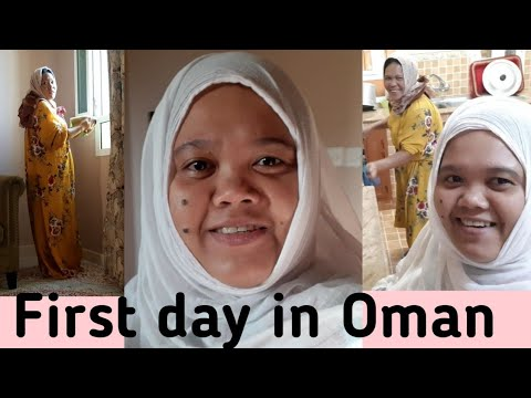 OFW SIMPLE LIFE In OMAN : WELCOME TO OMAN KABAYAN MARICEL | FIRST DAY IN OMAN
