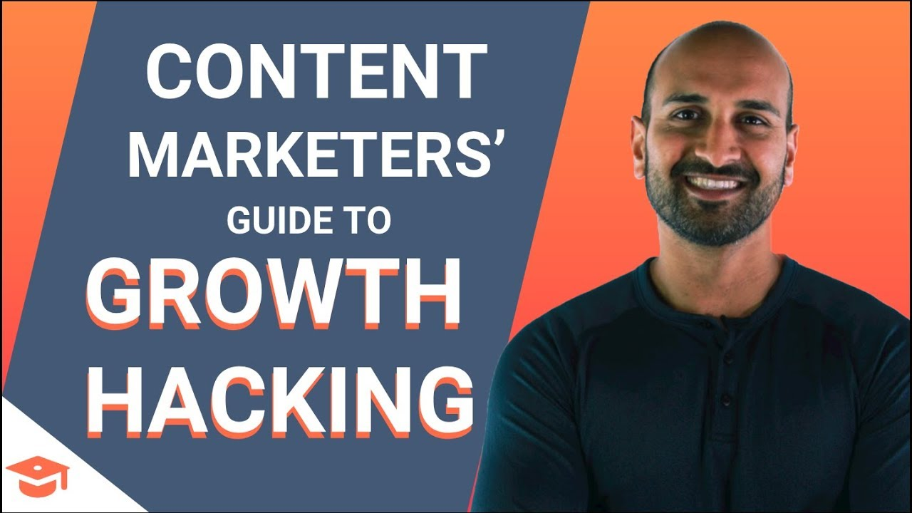 Growth Marketing for Content Marketers with Sujan Patel | HubSpot
