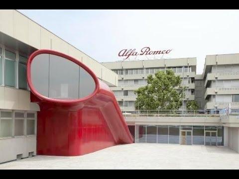 Alfa Romeo Museum, Arese, Lombardy, Italy, Europe
