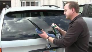 Stupid Car Tricks - Rear Windshield Wiper
