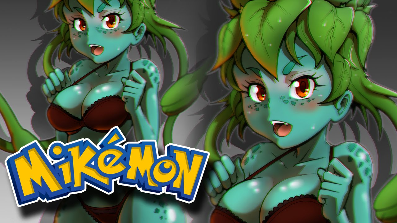 sexy naked girls of pokemon