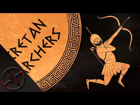 Cretan Archers... Best Clan EU| March of Rome Mod |