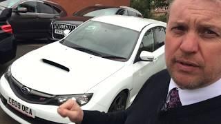 Review Of Subaru Impreza  WRX  STI 330S (2009)