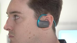 Sony's new Walkman MP3 headphones add Bluetooth (hands-on)
