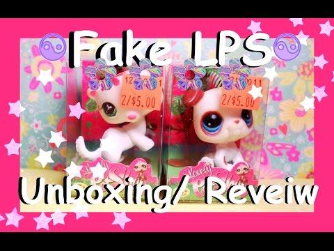 Fake LPS Unboxing/Reveiw (Lovely Pet Show)