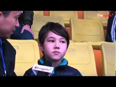 Thần đồng bóng đá Việt Nam   YouTube