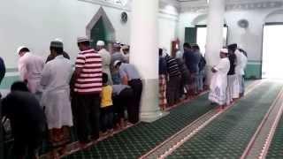 Masjid jamae Islamic Worship in Singapore シンガポール マスジッド ジャメ イスラム教 礼拝