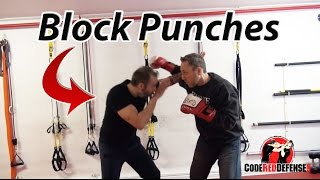 How to Block Punches