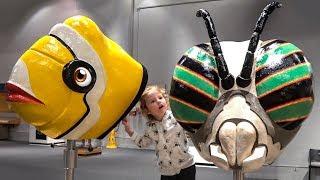 Milusik Lanusik in CHILDREN'S MUSEUM  for Kids