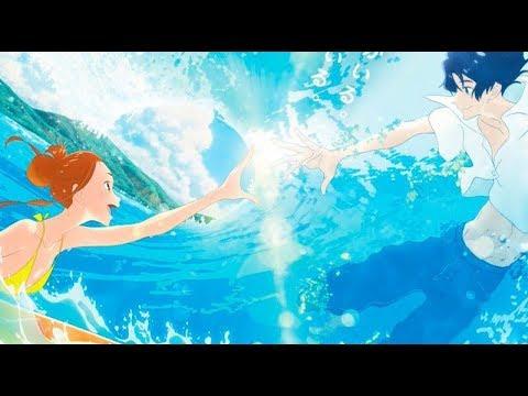 MOVIE 映画『きみと、波にのれたら』『Kimi To, Nami Ni Noretara』Notice【June 21 (Fri) Released】