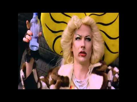 Hedwig & The Angry Inch Tyre Scene