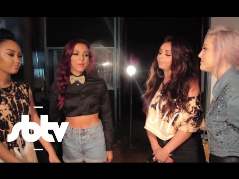"Little Mix | ""Doo-Wop / Never Leave You"" (Acapella): SBTV"