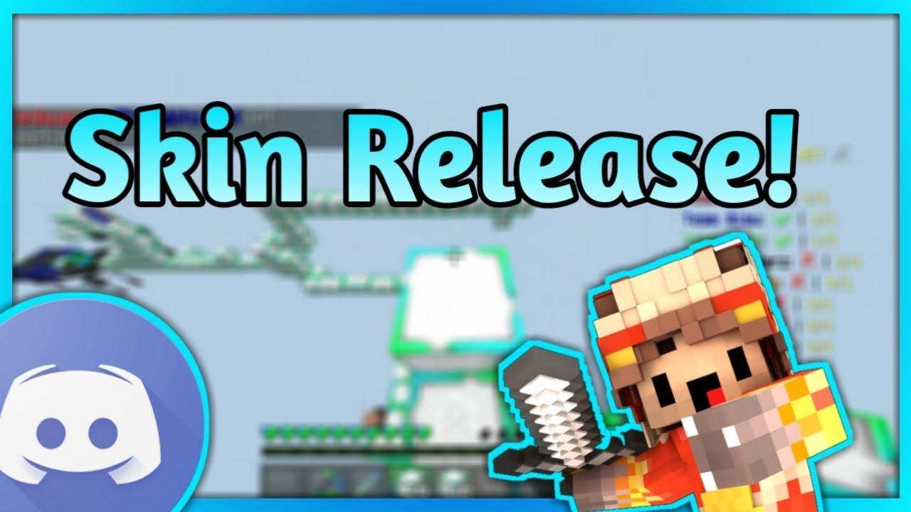 Skin Veröffentlichung Neuer Discord Server YouTube - Abgegrieft skin fur minecraft pe